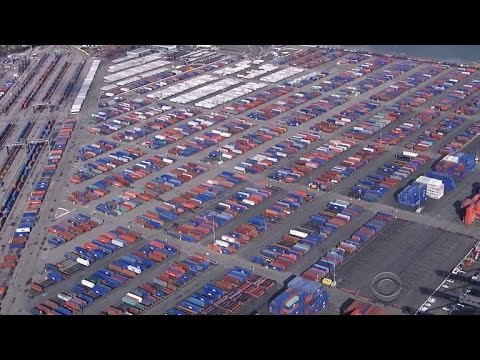 Businesses, shoppers to feel impact of West Coast port battle