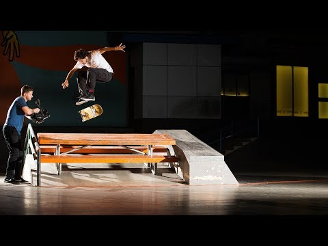 Trevor McClung | Battle Commander: RAW