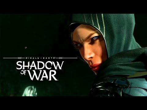 Shadow of War - Blade of Galadriel DLC Opening Cinematic