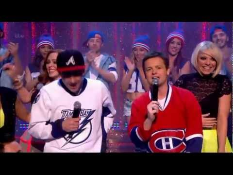 Ant & Dec - Let's Get Ready to Rhumble (Ant & Dec's Saturday Night Takeaway)
