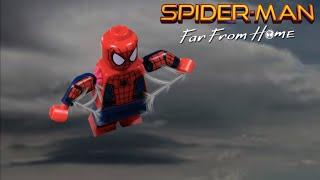 Lego Spider-Man: Far From Home Trailer