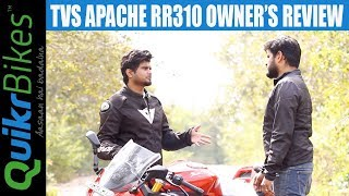 Apache RR 310 Ownership Review | Honest Long-Term Review by Owner | Pros and Cons