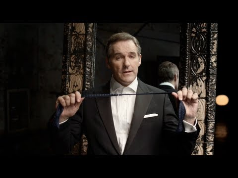 L Oreal Men Expert - how to tie the perfect tie