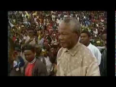 THE STORY OF NELSON MANDELA - BBC NEWS