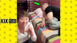 Watch keep laugh EP501 ● The funny moments 2019