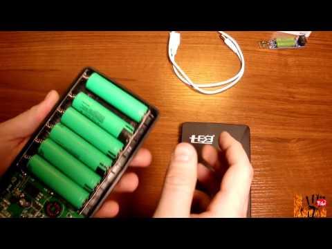 Как сделать Power Bank? Пошаговая инструкция с фото