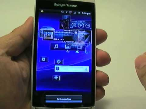 Sony Ericsson Xperia arc S - hands on (incl. Xperia Facebook Inside Upgrade)