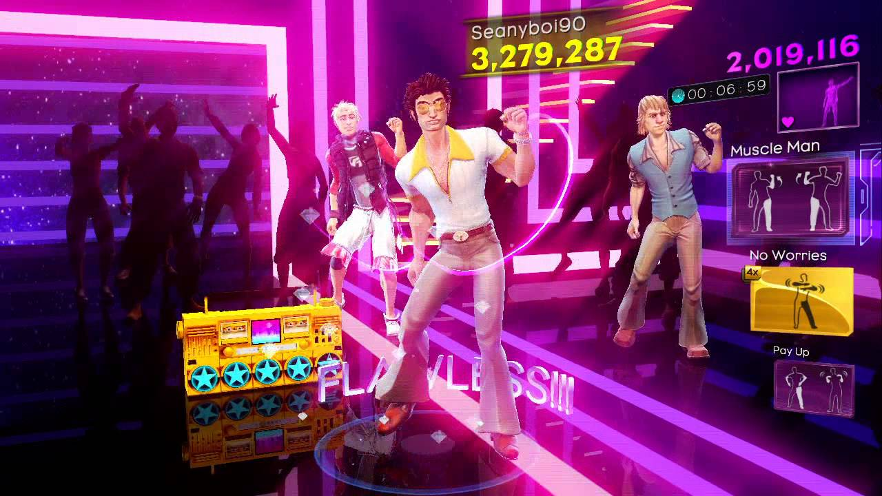 Dance Central 3 (DC2 Import) - What Is Love (Hard ...