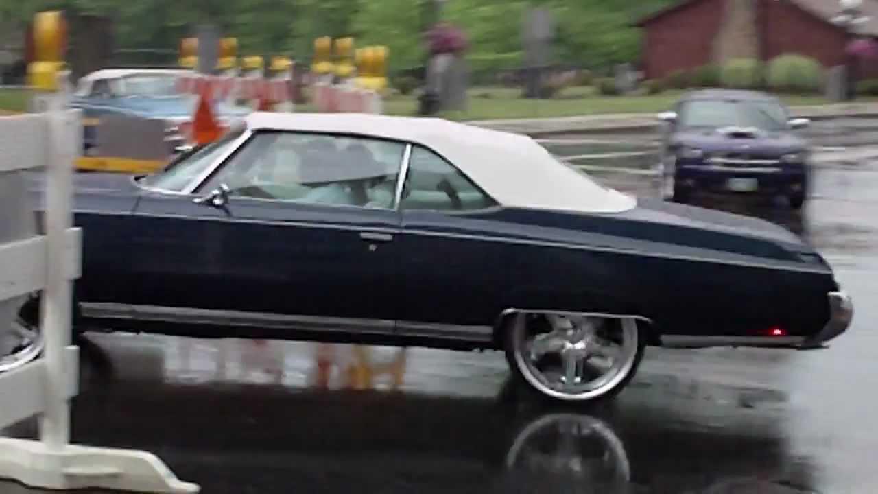 39 75 caprice classic convertible on dub azzmackaz 39 71 impala on dub flashes hd youtube