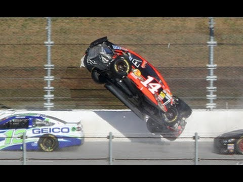 My first video of 2014! NASCAR Crashes: https://www.youtube.com/watch?v=kwIQX1IVtps None of the drivers in this video died in any of these accidents. I do no...