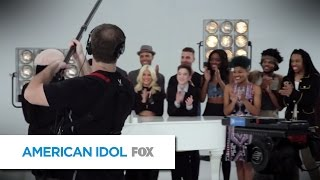 Inside Idol: Top 11 Photo Shoot - AMERICAN IDOL XIV