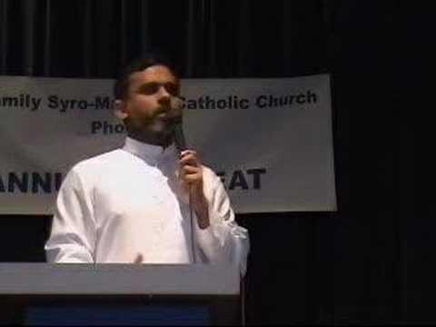 Malayalam Christian Talk - Awesome!! video