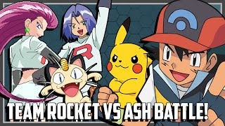 Pokemon Theme Battle - Ash vs Team Rocket Ft. Original151