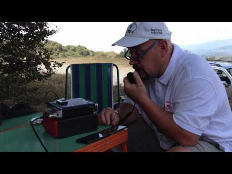 IK5YOJ/QRP unsuccess with LA station (Norway) on 17m