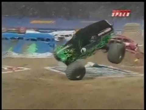 Monster Truck Crashes and Carnage (PLEASE READ DESCRIPTION) Music Videos