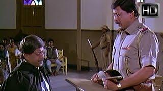 Lawyer Vishnuvardhan Brilliant Proofs Against Chandru | Kannada Movie Lion Jagapathi Rao