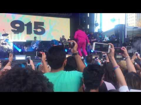 Khalid - Winter - LIVE at Neon Desert Music Festival