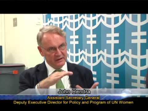 UN Women Deputy Executive Director John Hendra interviews with Thailand's Nation TV (Part 2)