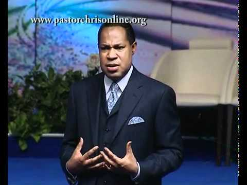 Pastor Chris Teaching - How To Take Possession Of What Belongs To You video