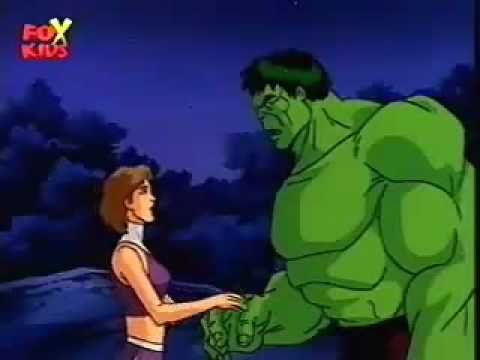 The Incredible Hulk - The Animated Series - Season 1 - Episode 7 - Doomed Part 1