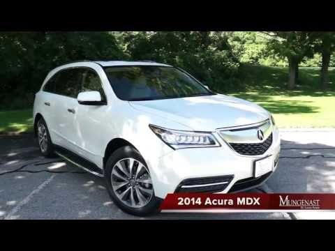 2014 MDX Test Drive Review