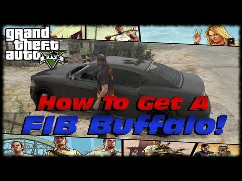 Game | GTA 5 Where To Find Unmarked FIB Buffalo FIB SUV! Unmarked FIB Vehicle Spawn Location! | GTA 5 Where To Find Unmarked FIB Buffalo FIB SUV! Unmarked FIB Vehicle Spawn Location!