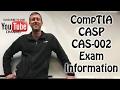 CompTIA CASP CAS-002 Exam Information