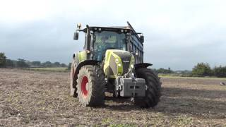 Suggitt Farm Services - Maize Harvest 2015