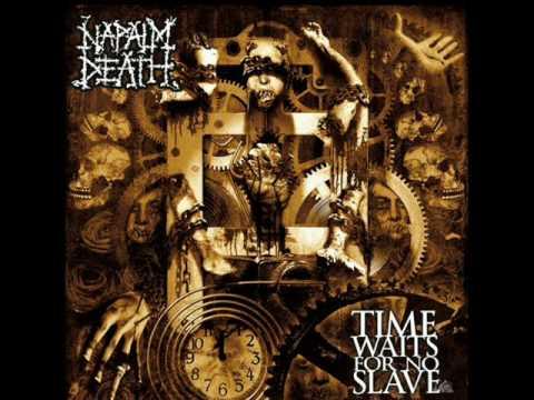 Napalm Death - Passive Tense