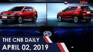 MG Hector Features | Jaguar Land Rover Hybrid EVs | Renault Captur Updated
