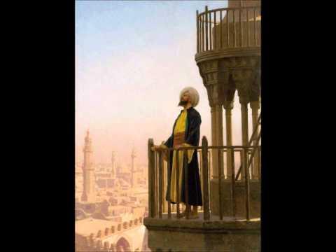 Le plus beau Adhan (Appel à la prière Islamique) au monde.