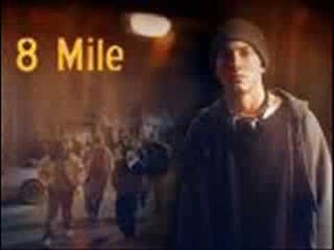 Lose Yourself with lyrics Eminem 8 mile soundtrack