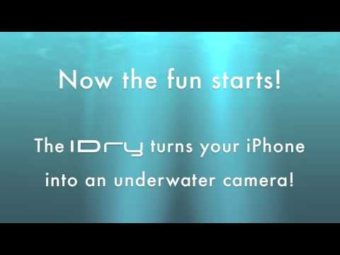 iDry Waterproof iPhone 4 / 3G / 3GS Case