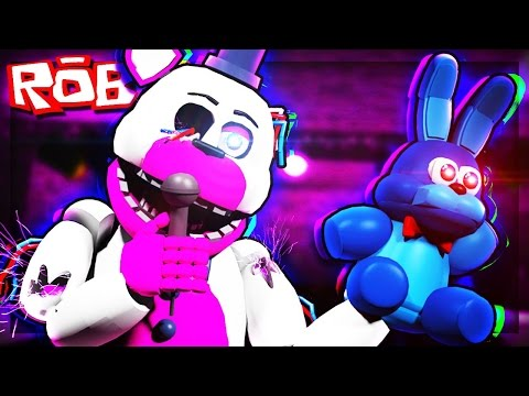 FNAF SISTER LOCATION IN ROBLOX! (Roblox Sister Location Roleplay)