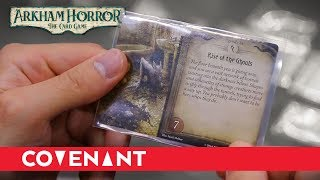 Arkham Horror: The Card Game Full Demo | Gen Con 2016