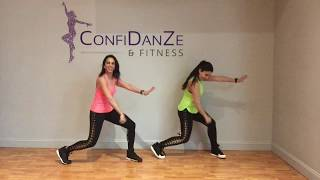 Oh Nanana Remix By Dj 6rb Bonde R300 Feat Xang Mayklove Zumba Dance Fitness Choreography