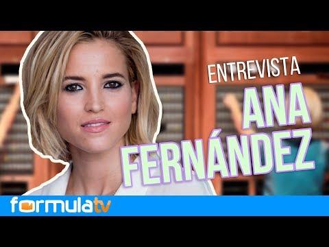 Ana Fernández da las claves de su personaje en la segunda temporada de 'Las chicas del cable'