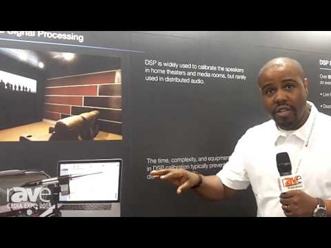 CEDIA 2015: Dana Innovations Showcases Its DSP 2150, DSP 8130 and DSP 2750 Amplifiers