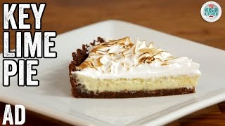 KEY LIME PIE RECIPE | EMOTION COOKBOOK #3 ADVENTURE #ad