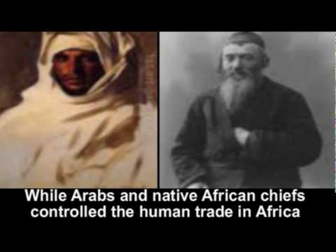 Jews & Arab's were united in African Slave Trade.