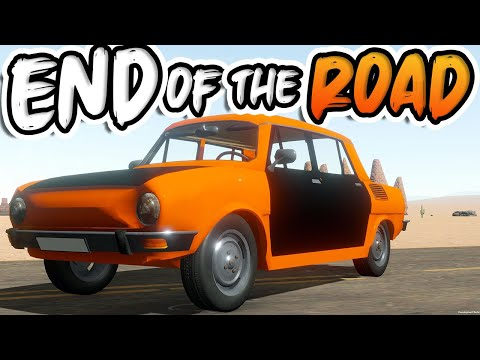 I Reached The END Of The Road in The Long Drive Beta! - The Long Drive UPDATE