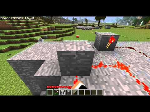 Minecraft - Les MDC 15 Quoi ? La torche de redstone ?
