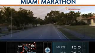 Miami Marathon & Half Marathon Course Preview