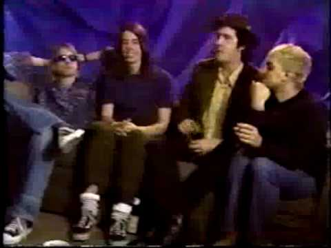 Nirvana Interview From 12-10-93 (Part 3)