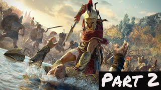 Assassin's Creed Odyssey Gameplay- Part 2