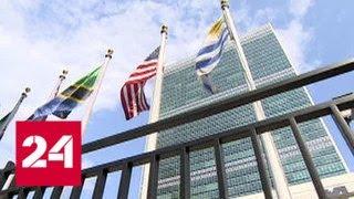 Небензя: США ищут повод для агрессии в отношении Дамаска - Россия 24