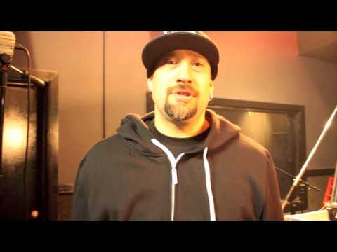 B-Real (Cypress Hill) @ BlackSheepSound.ro