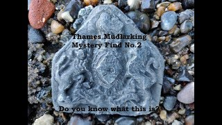 Mudlarking the River Thames London - Another mystery object