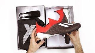 UNBOXING: Botas de ftbol adidas X 18 Initiator Pack - Las botas ms rpidas de 2018?