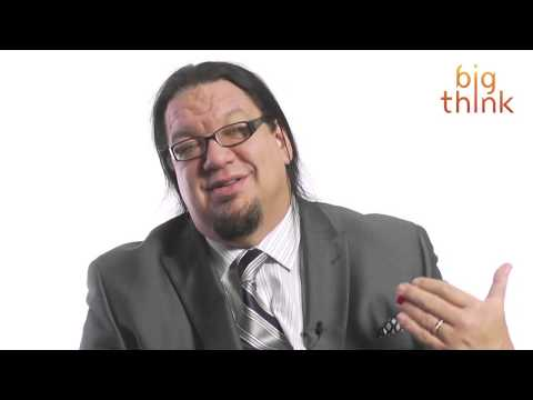 Penn Jillette: Donald Trump is Scrooge McDuck